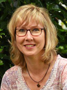 Porträtfoto von Julie Bender