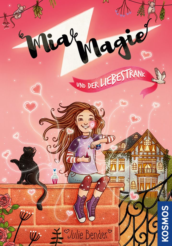 Cover Mia Magie Band 3