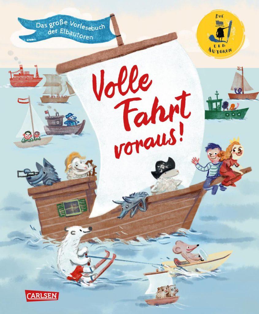 Cover Volle Fahrt voraus!